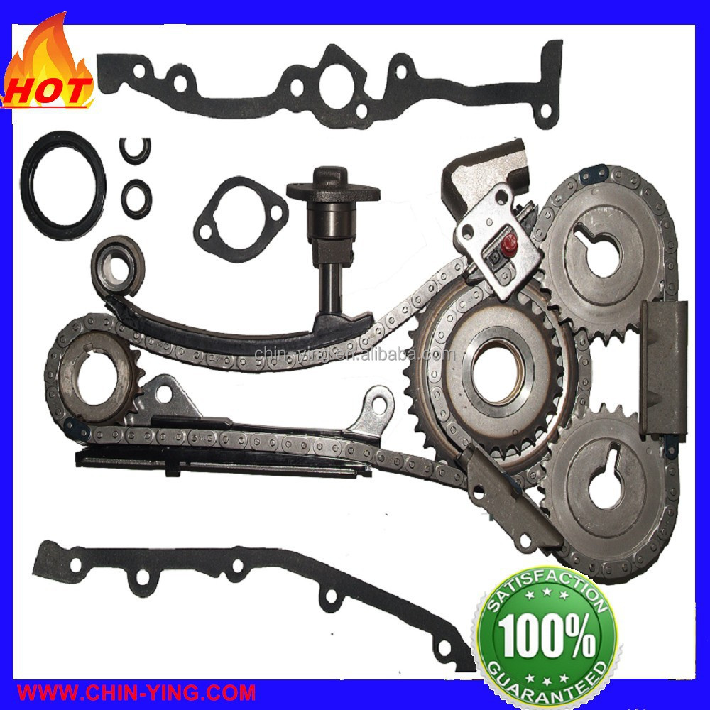Engine Timing Chain Kit Tensioner For Nissan