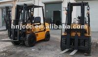 2 ton hyundai internal combustion diesel forklift