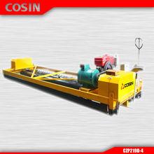 Cosin CZP219D Concrete Paver Machine Road Building Machine
