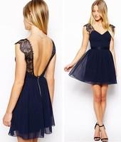 Женское платье v