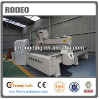 Wood CNC router Machine with high quality combination wood working machinery