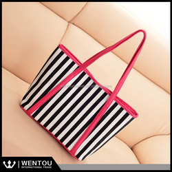New arrival wholesale canvas shoulder bag