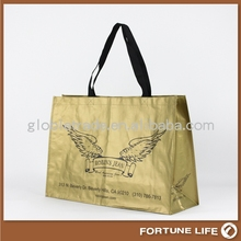 New Arrival disply standard Laminated pp Woven Bag REB-PW802 alibaba supplier