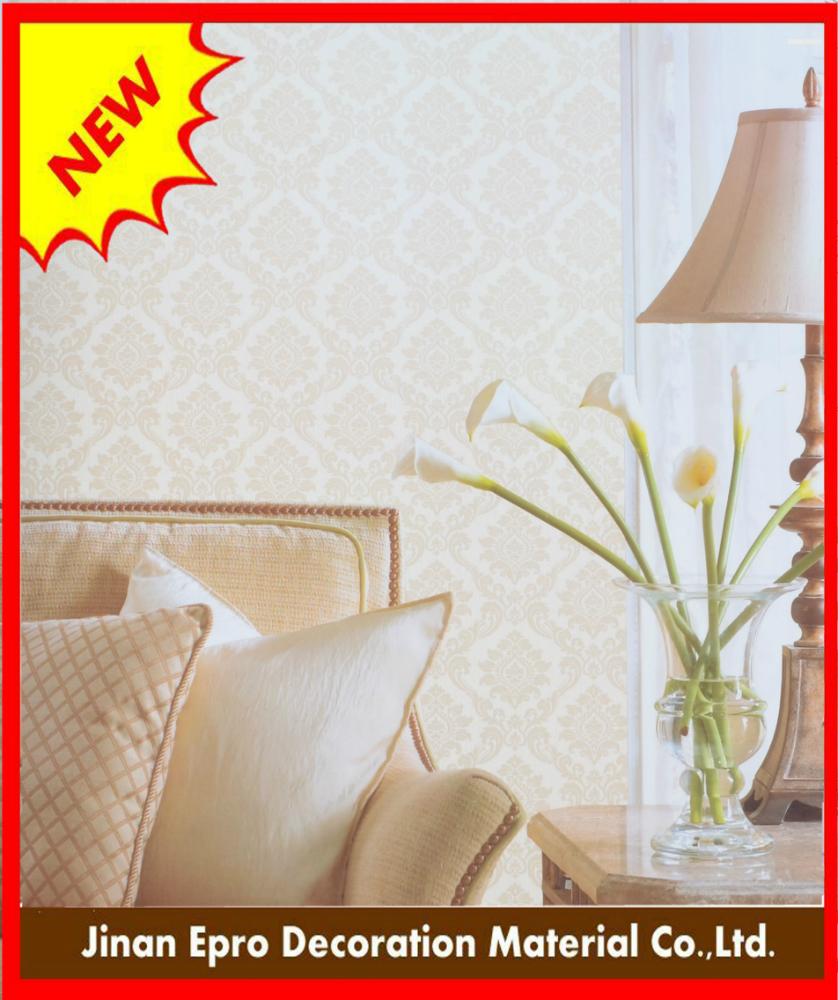 Pvc unique wallpaper for home - Unique wallpaper for home ...