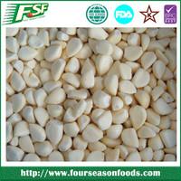 2015 new year Factory price china natural frozen garlic