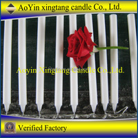 hot sale candle christmas candle decorations