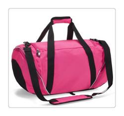 New fashion round duffel bag/shoulder sports shoe bag/ duffel golf travel bag