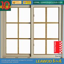Guangzhou Leawod Brand Aluminum Sliding Window on Hot Sale