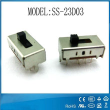 Micro and slide switches