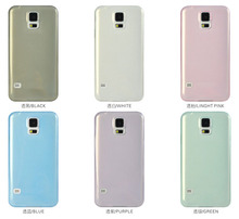 Transparent slim crystal tpu case for samsung galaxy core lte for I8262