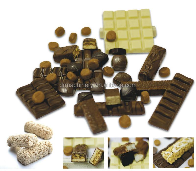 الشوكولاته آلة صب