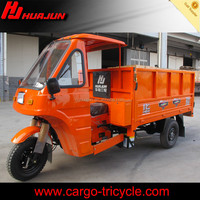 200cc metal Semi-cabin Cargo Tricycle