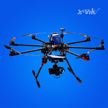 newest arrival carbon fiber rc multicopter octocopter X900 UAV drone with GPS for aerial photography vs DJI S800 S1000