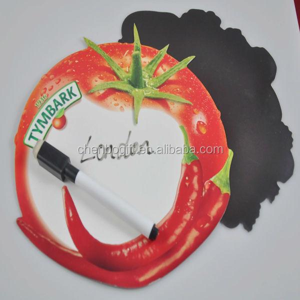 Custom made magnetic fridge whiteboard, fridge magnet whiteboard, flexible magnetic board