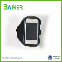 Outdoor sports running training mobile bag neoprene sports armband