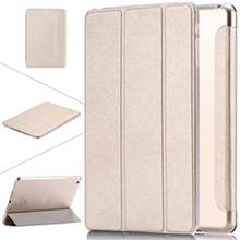 for Apple ipad Air 5 /6 Air 2 Leather Case For ipad mini 1 2 Retina 3 7.9 Luxury Clear Accessories Stand Smart Cover mini2 mini3