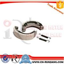 Motorcycle Parts Rear Brake Shoes Assy For Honda Cargo Titan2000 Fan 125