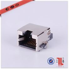adapter rj45 connector cat5e cat6 rj45 connector db9m rs232 to rj45 connector