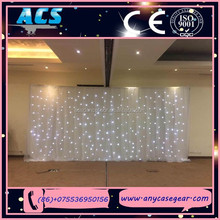 ACS Charming Led Star Drop Curtain, LED Truss Backdrop for sale