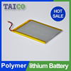 No pollution clean energy polymer lithium ion battery 3.7v 8900mah