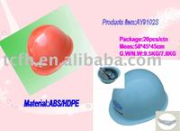 Plastic durable safety hard hats