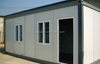 Portable modular shipping luxury prefab container hotel/ living container home