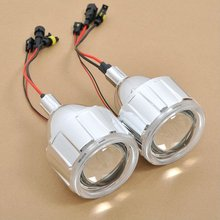 AES-G5 Lamp Motorcycle h4, HID Bixenon Projector lens for Car xenon h11 9005 9006