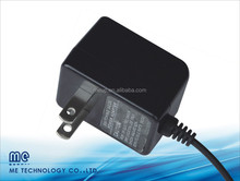 wholesale 12V 1A plug AC/DC switching power wall charger Led driver adapter with UL/FCC/CE/PSE/GS/SAA certification