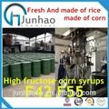 fábrica caliente de la venta de los refrigerantes hfc de alta fructosa de jarabe de maíz f55 f42 hecha de arroz