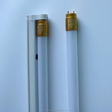 4ft 18W glass fluorescent T8 light tube separation with bracket