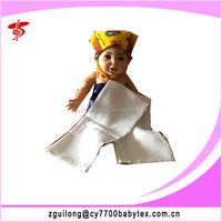 soft and comfortable 100% cotton gauze baby sleepy diaper
