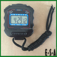 2015 Multifunction mini digital stopwatchs,battery light with timer,Digital Stopwatch for sell G20B130