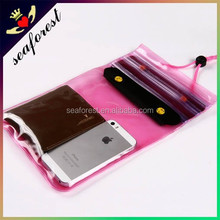 Large PVC waterproof cell phone blocking bag