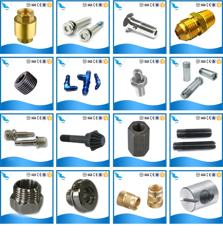 Iso9001 Customized Mass High Precision Metal Accessories Names Spare ...
