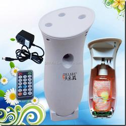 remote control desktop liquid spray auto air fresheners