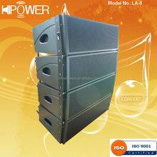 LA-8 Parlante Profesional Line Array Sistema De Audio