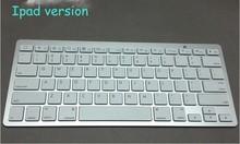 Slim wireless keyboard for panasonic/lg viera smart tv ,PC,mobile phone &laptop