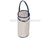 Polka Dot and Bear Diaper Tote Bag for Bottle/Milk bottle