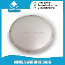 China OEM semitransparent plastic lampshade cover