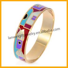 High-end Personalized Wholesale Popular Elegant Enamel Bracelets