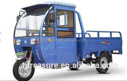 3 wheel motorcycle/Africa hot selling double-wheel cargo tricycle