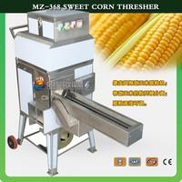 2015 MZ-368 sweet corn peeling machine sweet corn peeler machine