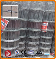 High tensile galvanized cow fence wholesale