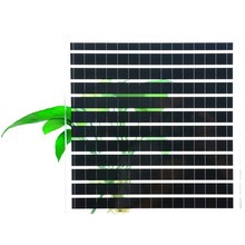 Hanergy amorphous silicon module solar panel