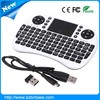 2.4GHZ Multi-function Ultrathin 2.4g Wireless Keyboard,fly air mouse Keyboard,touchpad Keyboard 2.4G