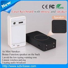 New Laser keyboard Mini Infrared Laser Virtual Keyboard Mobile Laser Keyboard and mouse