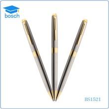 Personalized Good gift for girls promotional metal pen metal twist ballpoint pen