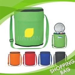 Custom Shape Zip Closure Drink Carry Bag