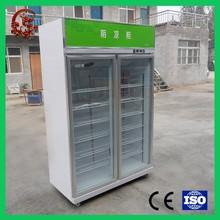 double door refrigerator dimensions