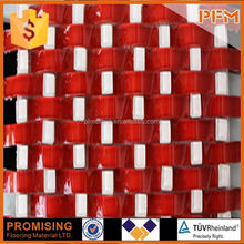 glass mosaic mannequin for hotel floor